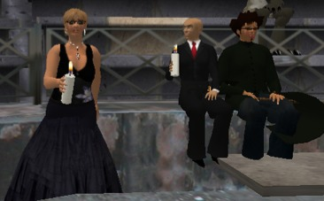 Second life mourners